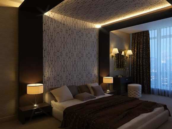 Best Modern Pop False Ceiling Designs For Bedroom Interior 2014 With Pictures