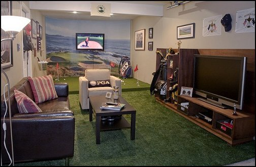 Best Decorating Theme Bedrooms Maries Manor Man Cave With Pictures