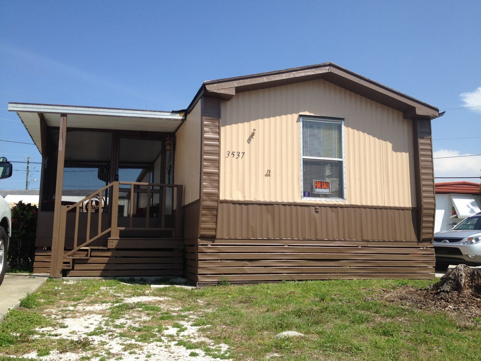 Best Tropical Trail Villa Sold 2 Bedroom 1 Bath Mobile Home With Pictures
