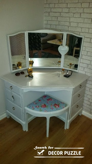 Best Special Contemporary Corner Dressing Table Styles For With Pictures
