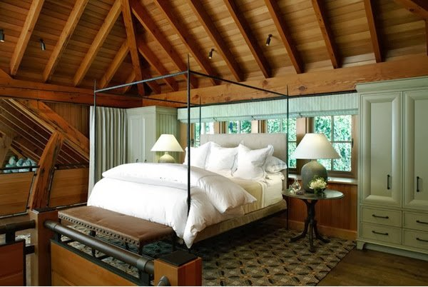 Best Sloped Ceiling Bedroom Ideas Decorating And Design Ideas With Pictures