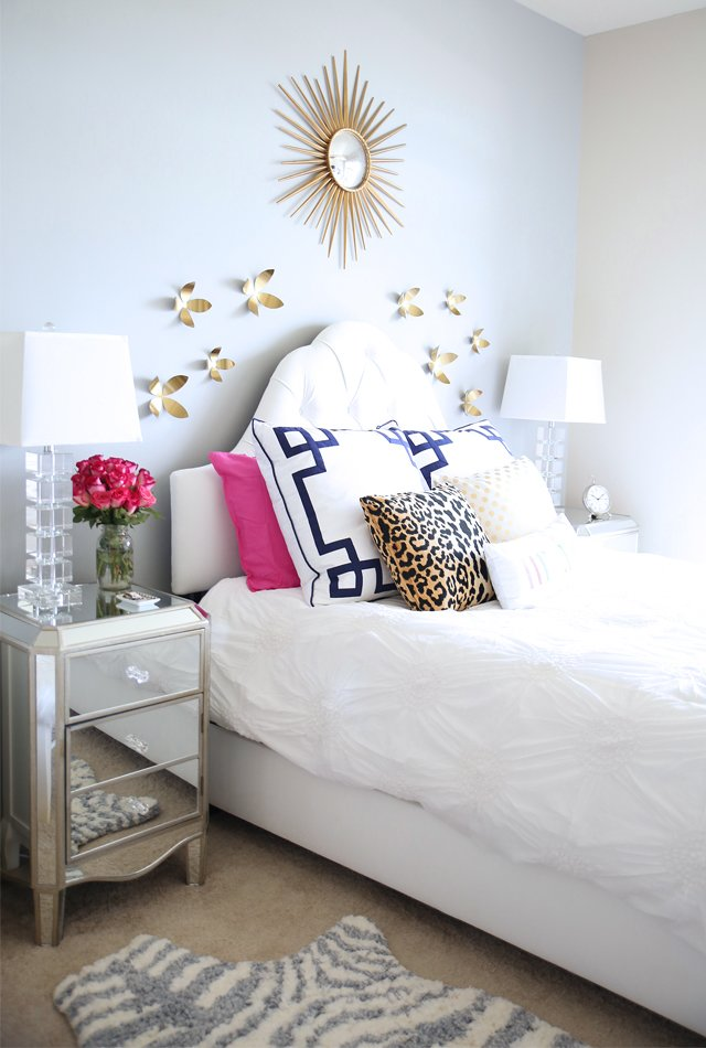 Best Bedroom Reveal Southern Curls Pearls Bloglovin' With Pictures