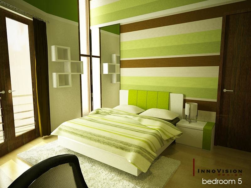 Best Green Color Bedrooms Interior Design Ideas Interior With Pictures