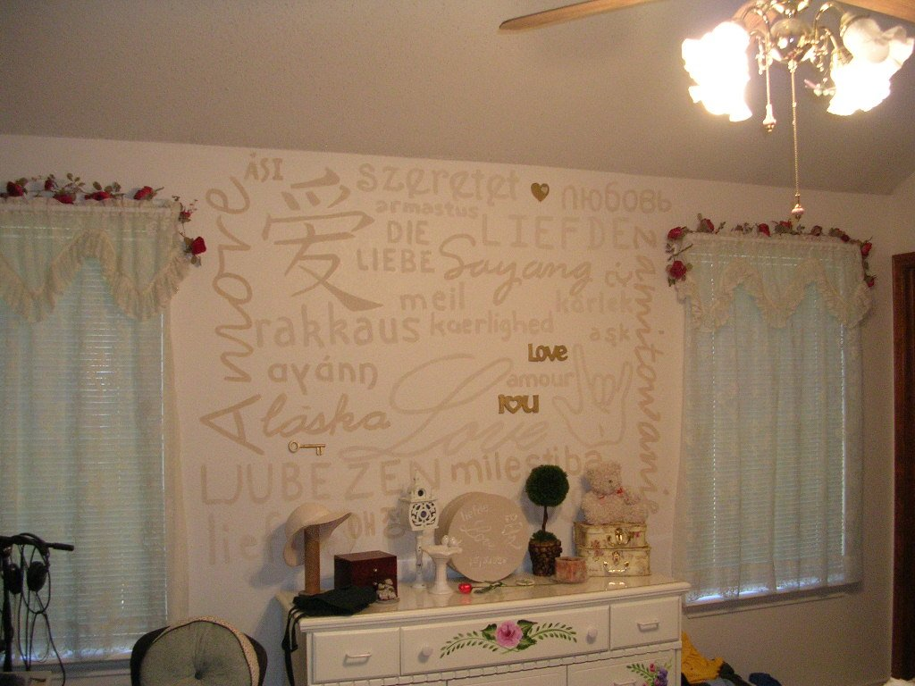 Best Tinkering Around Writing On The Wall With Pictures