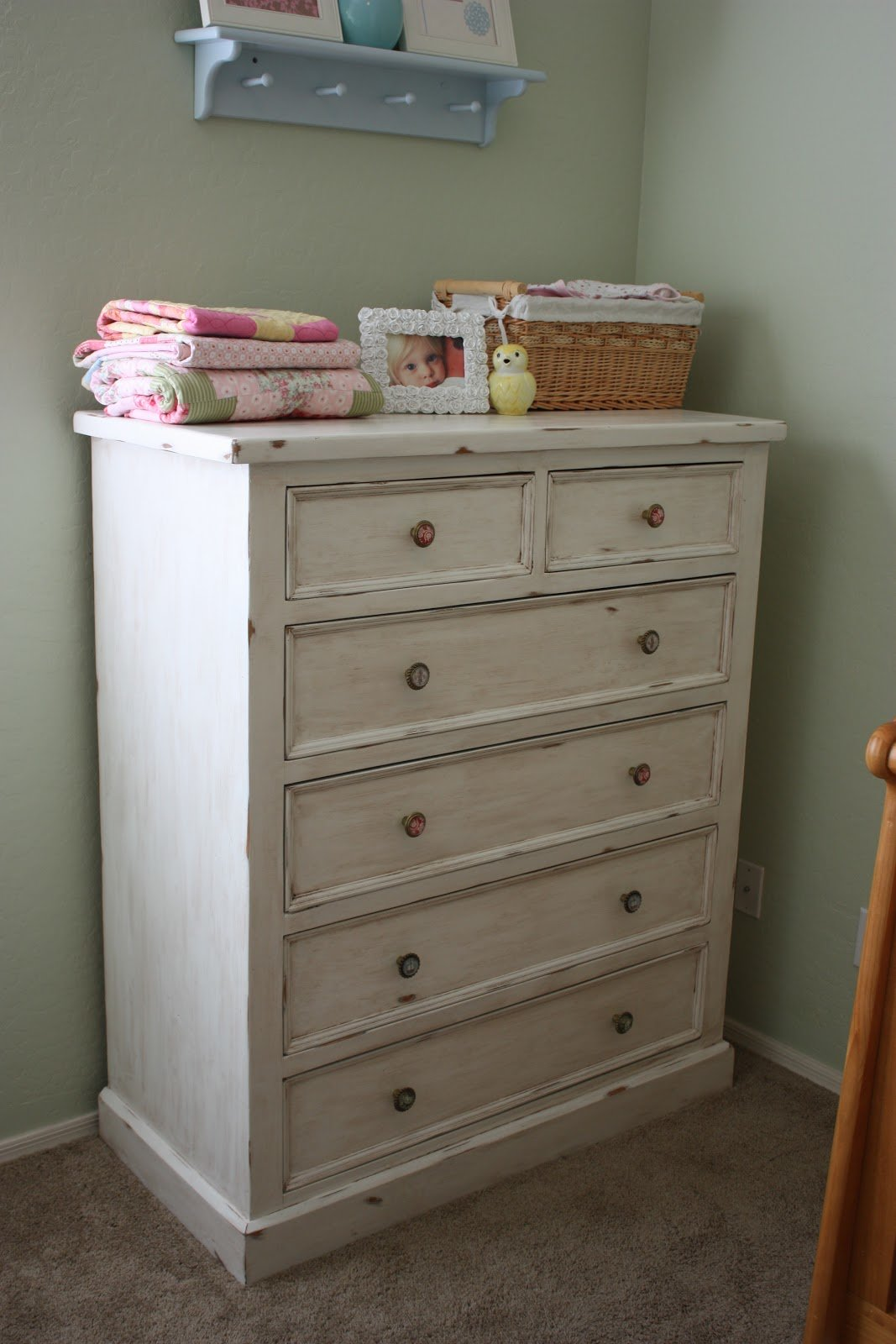 Best The Pretty Poppy How To Refinish Furniture In A Vintage Style With Pictures