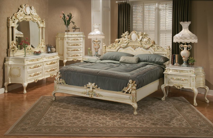 Best Victorian Style Classic Bed Room French Design With Pictures