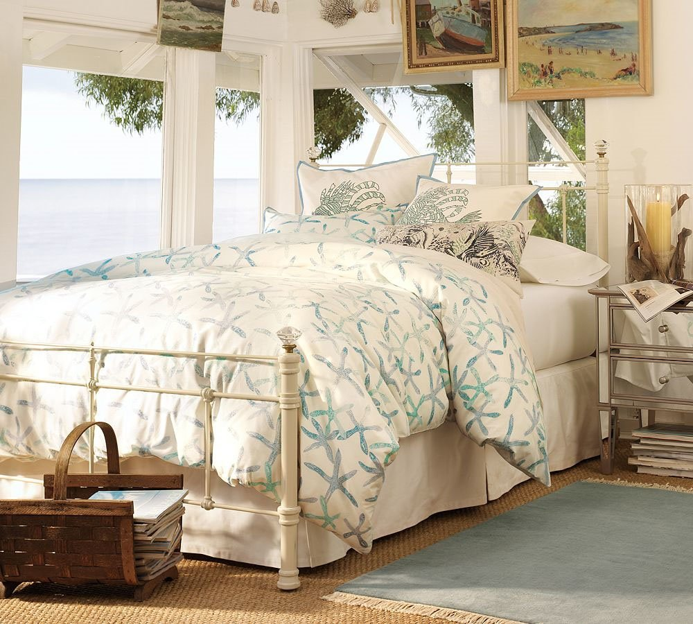 Best Home Design — Pottery Barn Bedrooms With Pictures
