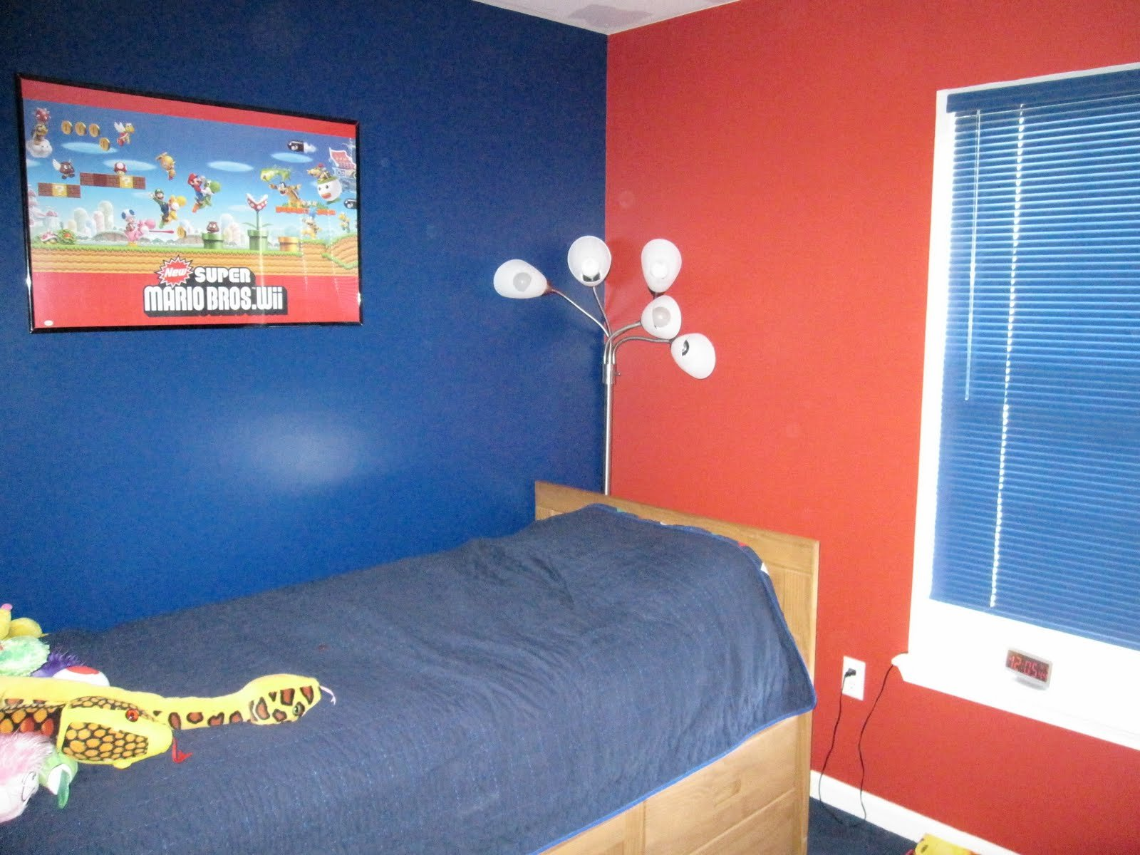 Best The Highland Schneiders New Super Mario Bedroom With Pictures