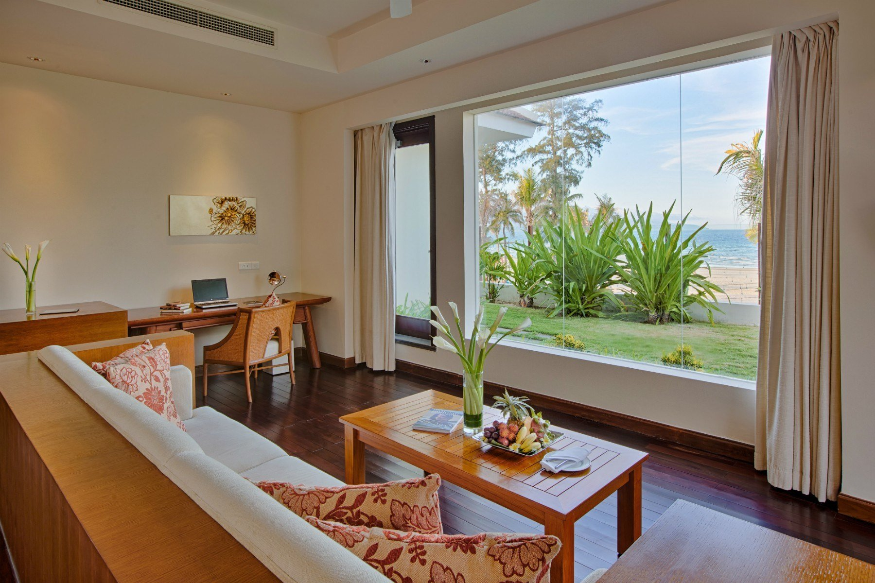 Best Pullman Danang Beach Resort Two Bedroom Cottage 5 Star With Pictures