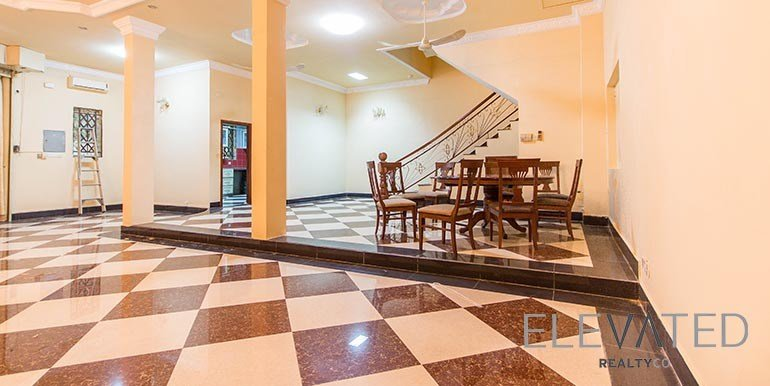 Best Tonle Bassac 5 Bedroom Townhouse For Rent In Tonle With Pictures