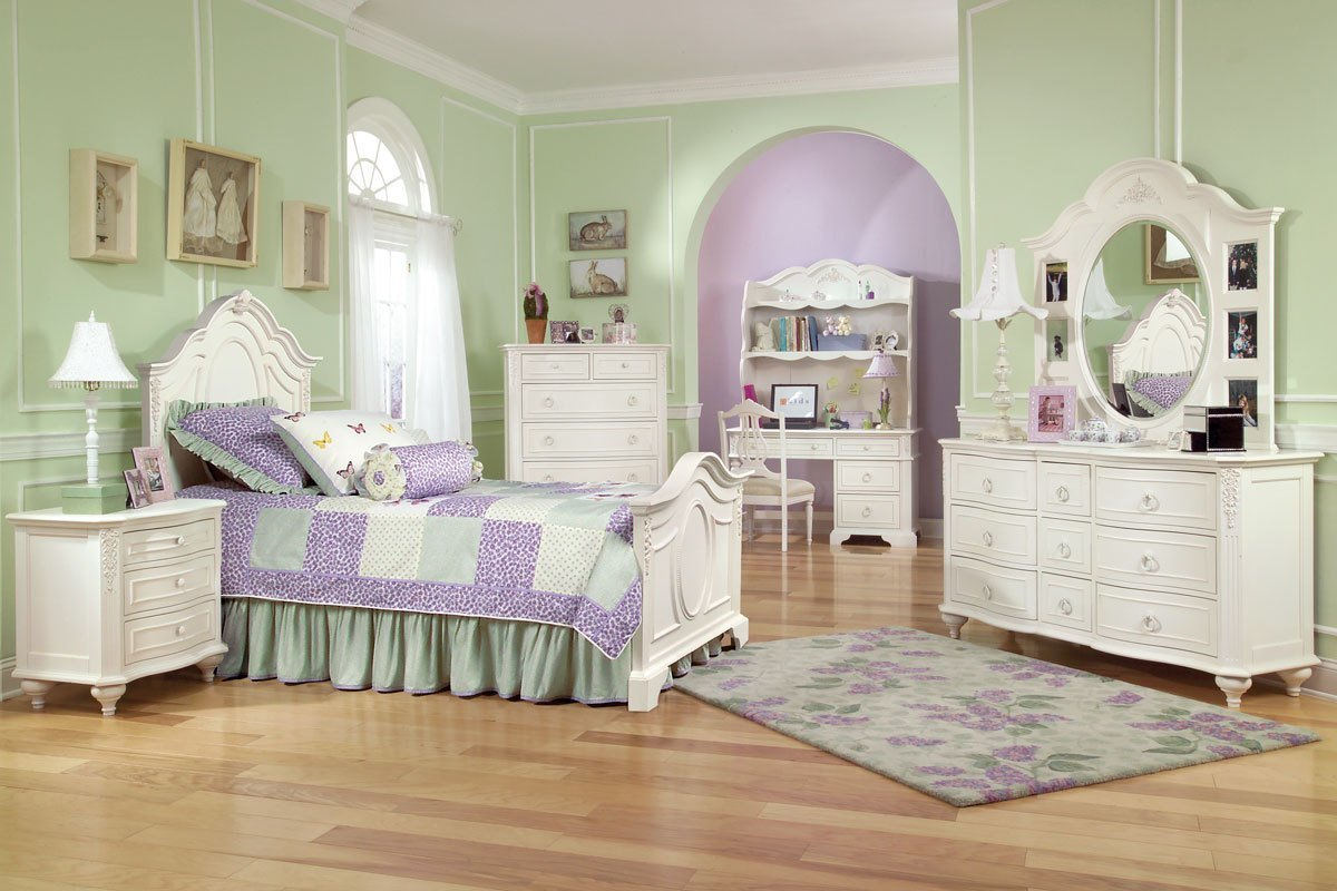Best Photo Of Girls Twin Bedroom Sets Patricia Woodard With Pictures