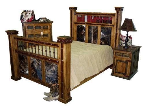Best Cowhide Bedroom Furniture Sets Our Prices Beat Free Shipping With Pictures