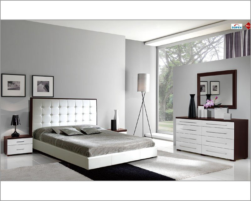 Best Modern Bedroom Set Penelope And Luxury Combo 3313Pl With Pictures