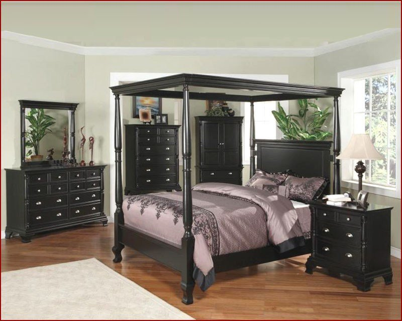 Best Winners Only Canopy Bedroom Set Manhattan Wo Bm 1 With Pictures