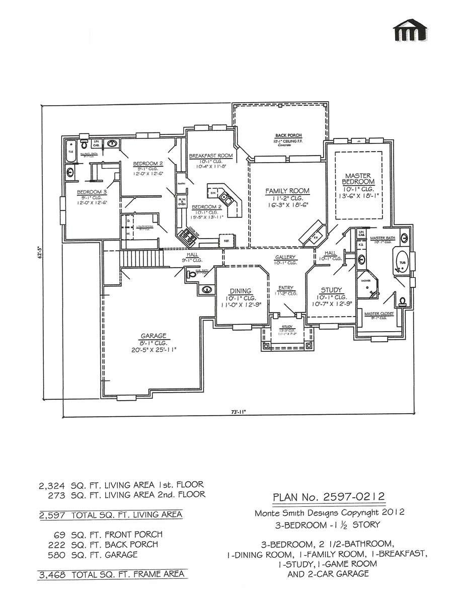 Best 3 Bedroom 2 Bath Apartment 3 Bedroom 2 Bathroom 1 Story House Plans 2 Bed 2 Bath House Plans With Pictures Original 1024 x 768