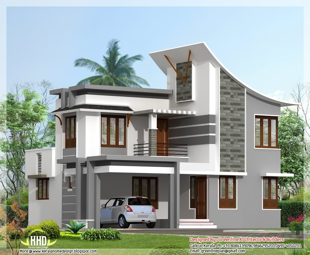 Best Modern 3 Bedroom House Residential House Plans 4 Bedrooms With Pictures