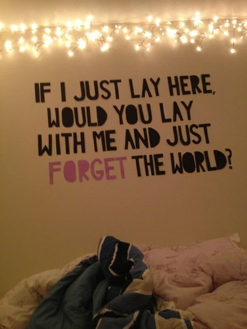 Best 40 Exclusive Wall Quotes For Bedroom Funpulp With Pictures