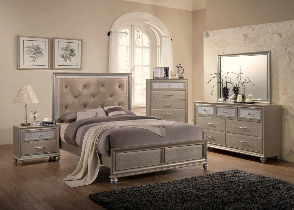 Best Lila Bedroom Group Dresser Mirror Queen Bed 4390 Cm With Pictures