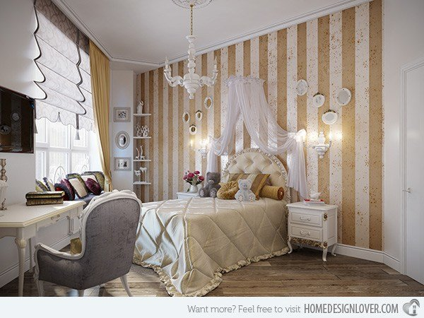 Best 20 Bedroom Ideas With Striped Walls Decoration For House With Pictures