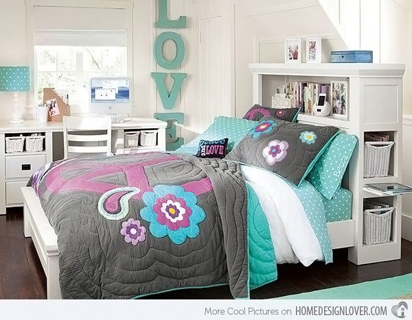 Best 20 Stylish Teenage Girls Bedroom Ideas Decoration For House With Pictures