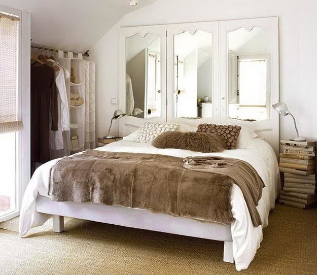 Best Wall Mirrors And 33 Modern Bedroom Decorating Ideas With Pictures