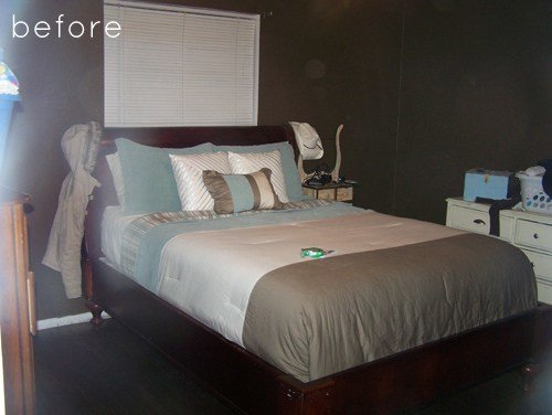 Best Before After Sunny Yellow Bedroom Redo – Design Sponge With Pictures
