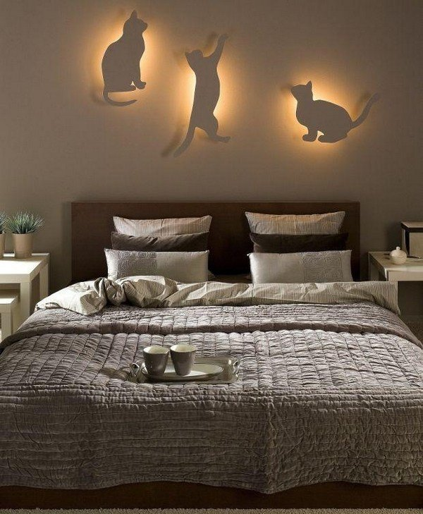 Best Diy Bedroom Lighting And Decor Idea For Cat L*V*Rs With Pictures