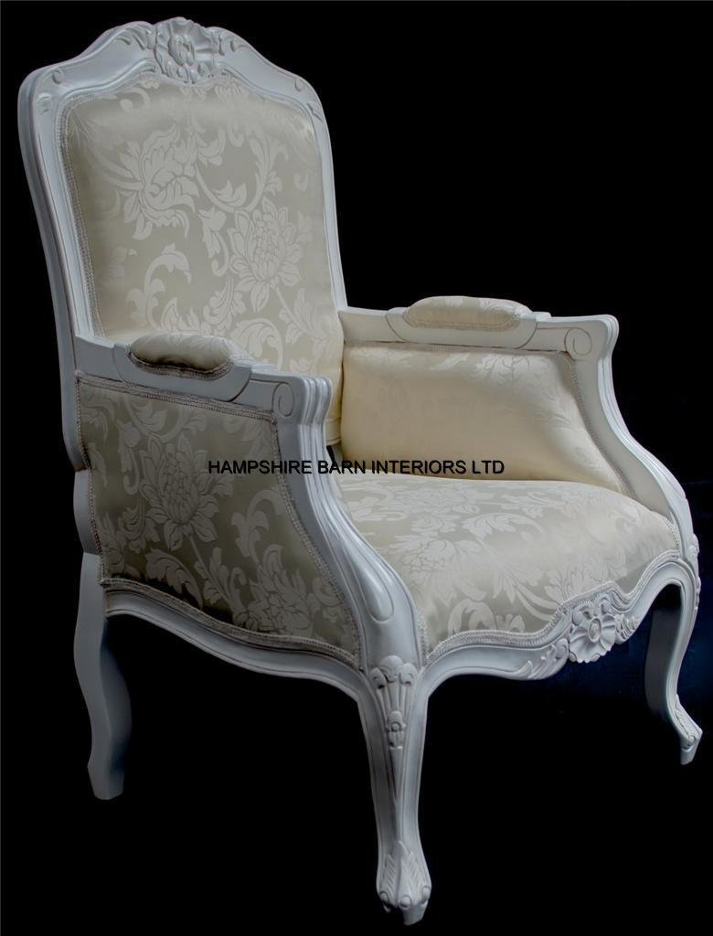 Best A French Chateau Style Ornate Arm Chair Bedroom Antique With Pictures