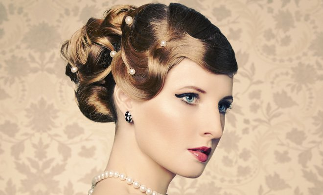Free Vintage Hairstyles Hen Party Ideas Henorstag Wallpaper