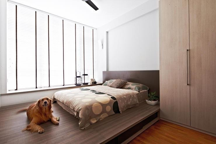 Best Bedroom Design Ideas 5 Ways For Platform Beds Home Decor Singapore With Pictures