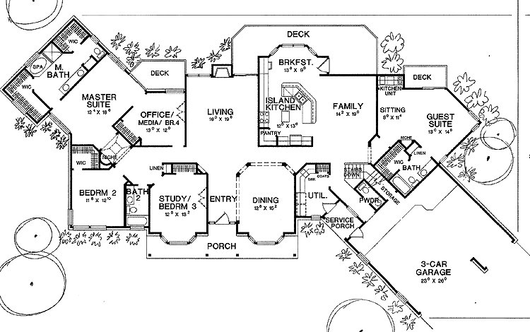 Best 5 Bedroom House Plans Australia Home Decoz With Pictures