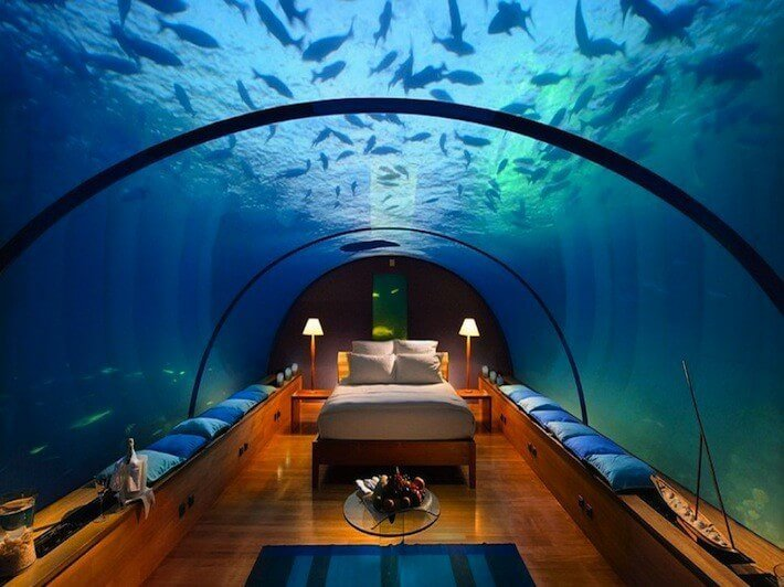 Best Dive Into The World S Coolest Underwater Hotels The With Pictures