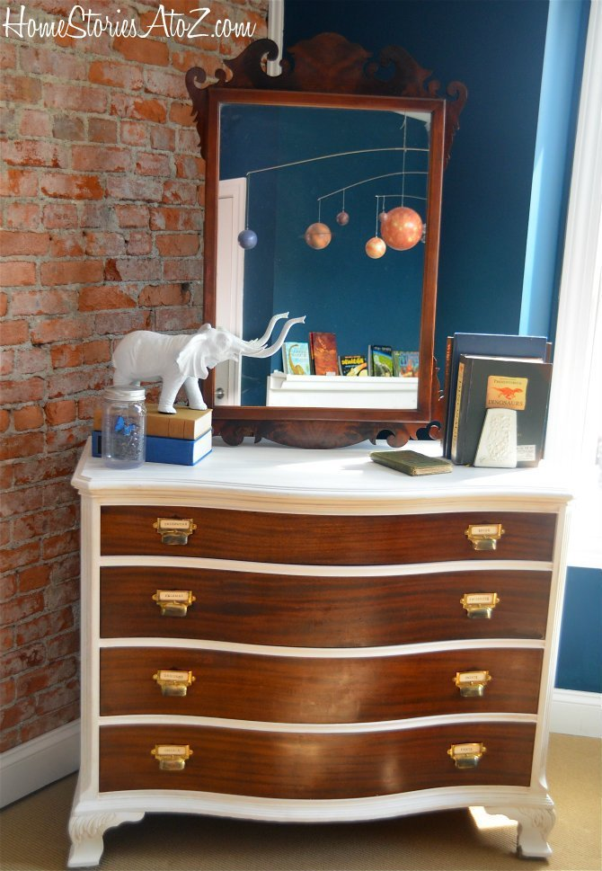 Best Two Toned Dresser Makeover With Pictures