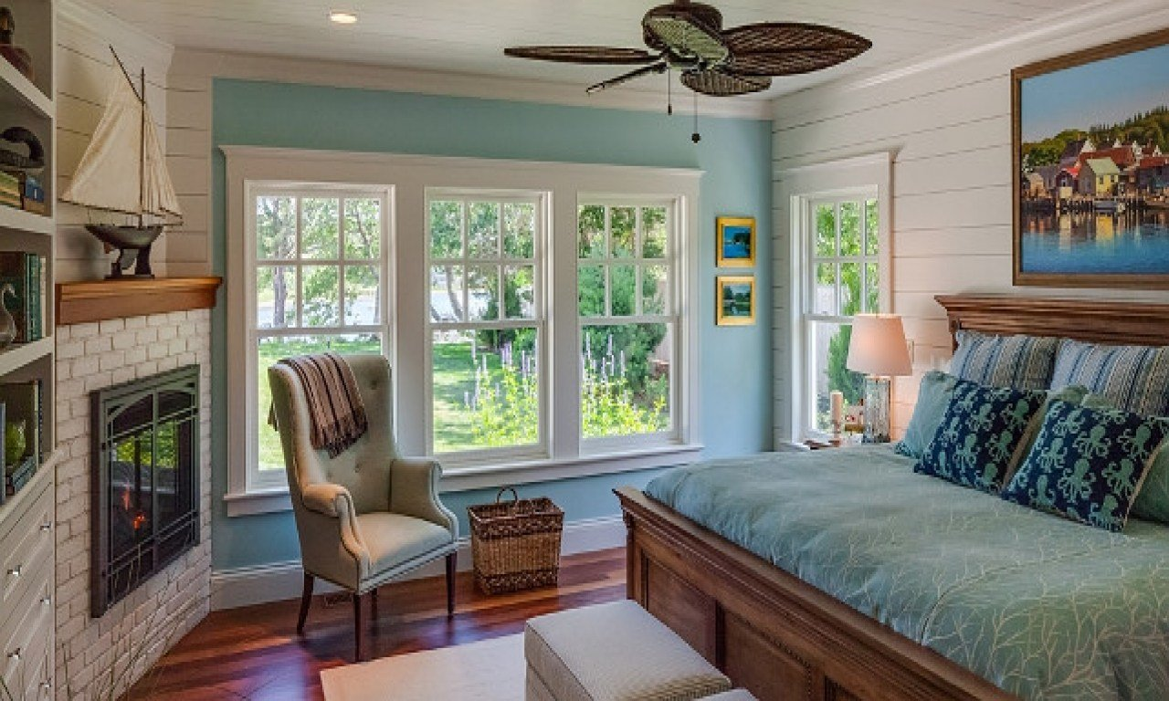 Best Shiplap Bedroom With Accent Wall Designs With Pictures