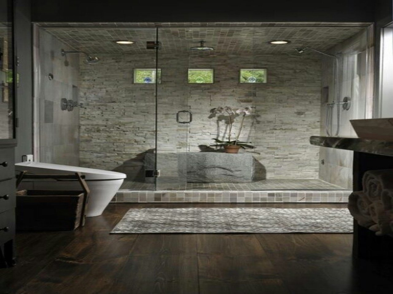 Best His And Hers Dream Shower House Ideas Interior Designs With Pictures