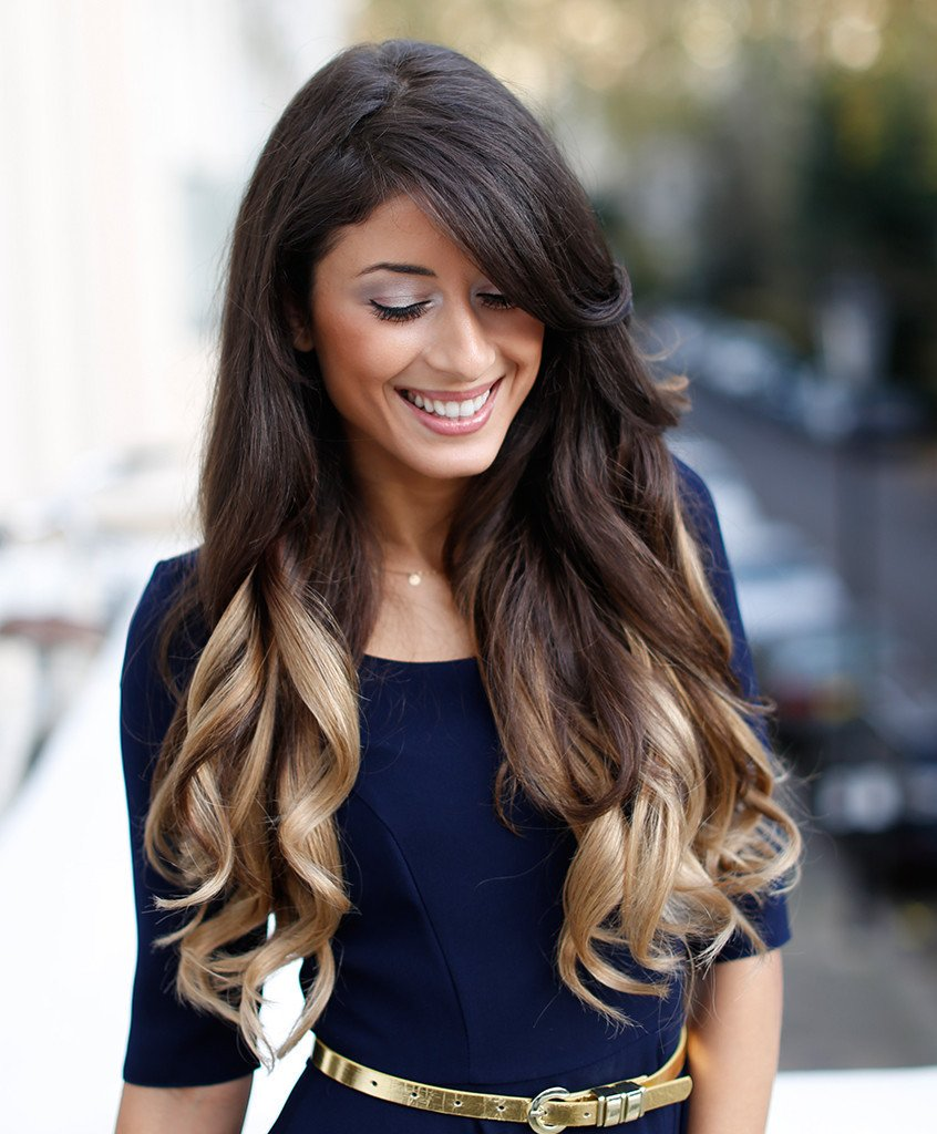 Free Ombre Hair Color Ideas Wallpaper