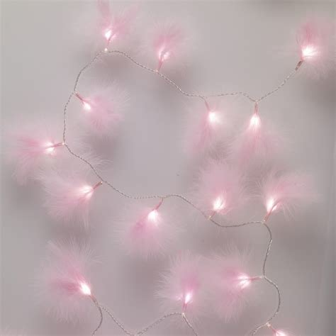 Best Pink Fluffy Fairy Lights Fairy Lights Fun With Pictures