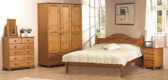 Best Pine Furniture Pine Bedroom Furniture Solid Wooden With Pictures