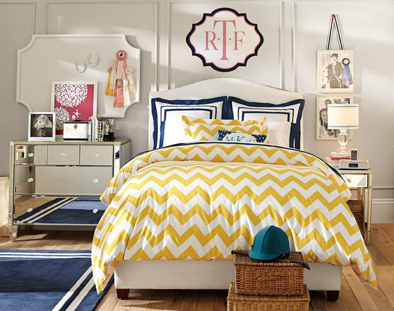 Best Teenage Girl Bedroom Ideas Sense Of Glamour Pbteen With Pictures