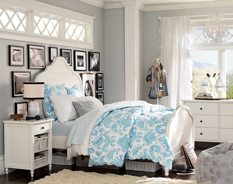 Best Teenage Girl Bedroom Ideas Cottage Boho Pbteen With Pictures