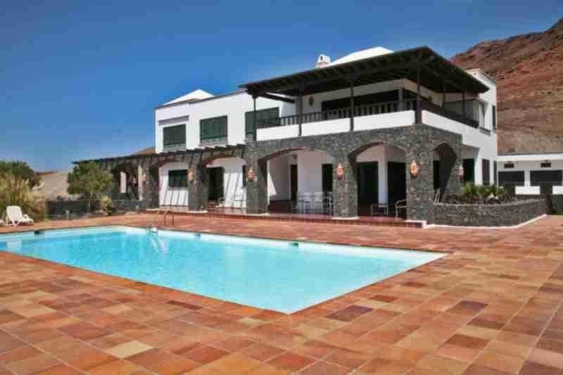 Best 6 Bedroom Villa For Sale Playa Blanca Yaiza Lanzarote With Pictures