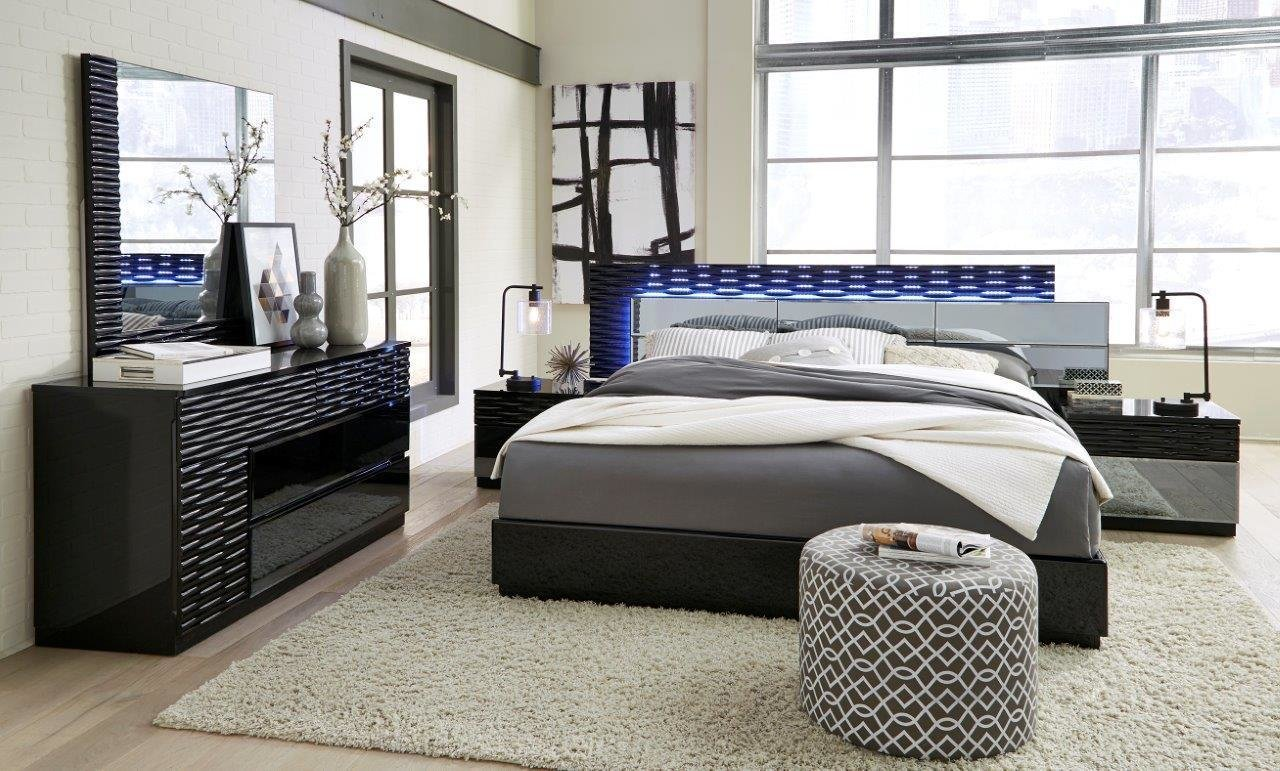 Best Exclusive Quality Luxury Bedroom Set San Diego California With Pictures