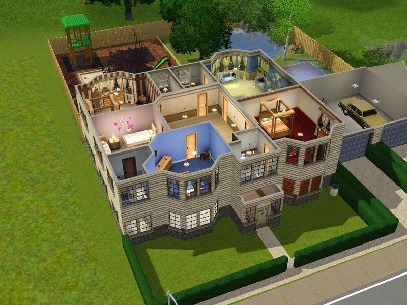 Best Dramaqueen000 S The Mini Mansion A 7 Bedroom 6 Bathroom With Pictures