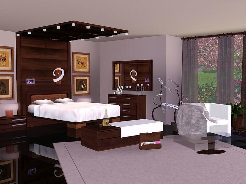 Best Flovv S Brown Cherry Bedroom With Pictures