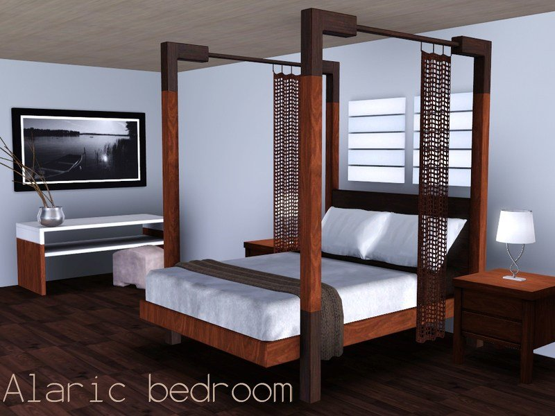 Best Spacesims Alaric Bedroom With Pictures