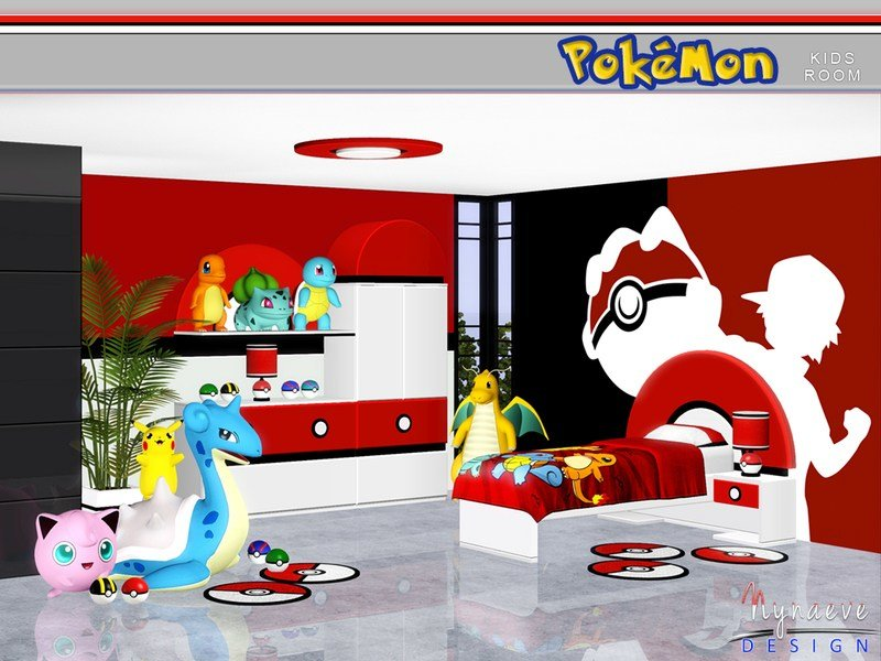 Best Nynaevedesign S Pokemon Kids Room With Pictures