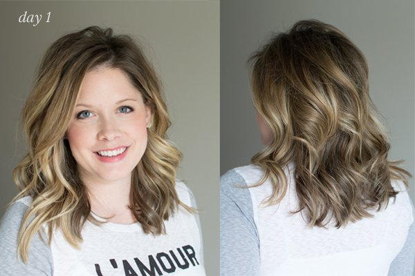 Free Getting 3 Days Out Of Your Hairstyle – The Small Things Blog Wallpaper