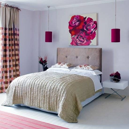 Best Romantic Bedroom On A Budget • The Budget Decorator With Pictures