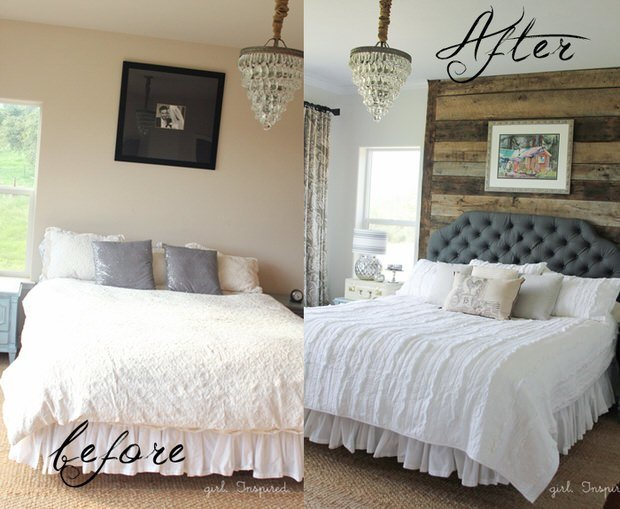 Best Drool Worthy Decor Dramatic Master Bedroom Makeovers With Pictures