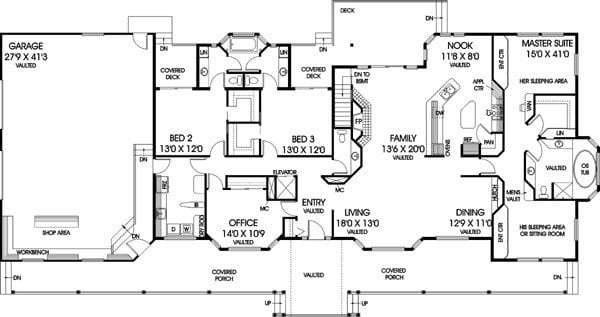 Best Unique 5 Bedroom Ranch Style House Plans New Home Plans With Pictures